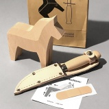 Wood Carving Kit Dala Horse 480