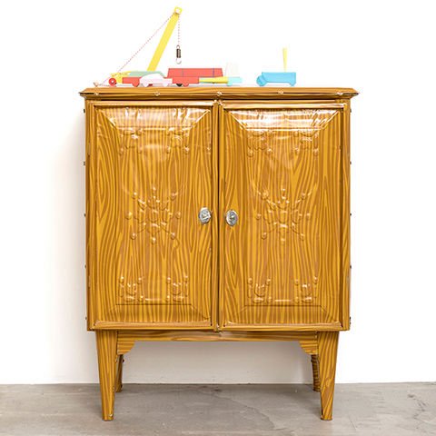 Floris Hovers expo1 Tin Cabinet