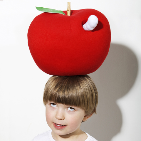 Apple on head á la Tell