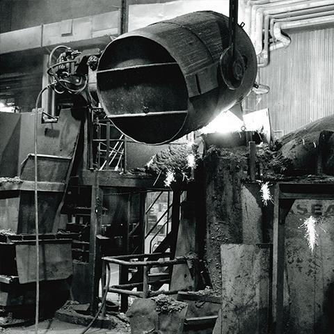 D90 Järnhästen / The Iron Horse