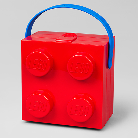 Lego Bag/Lunchbox