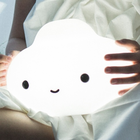 Little Cloud lamp Friends with you