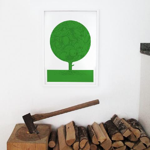 Vårdträd Interior