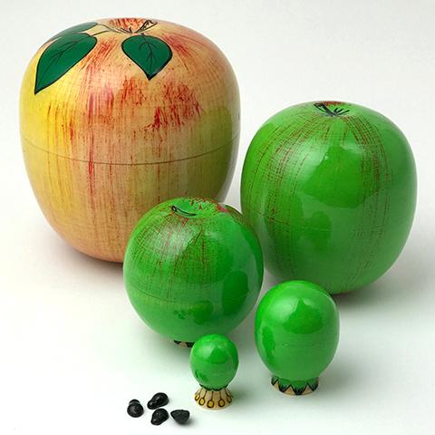 Apple Matryoshka