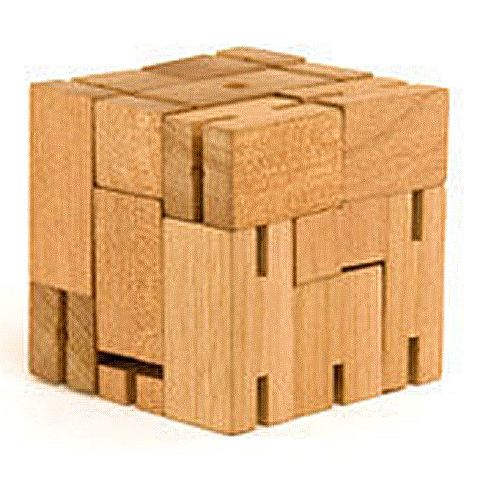Cubebot from Areaware.