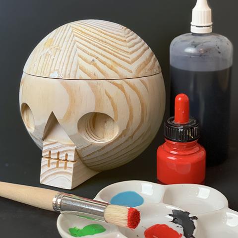 DIY Kranium