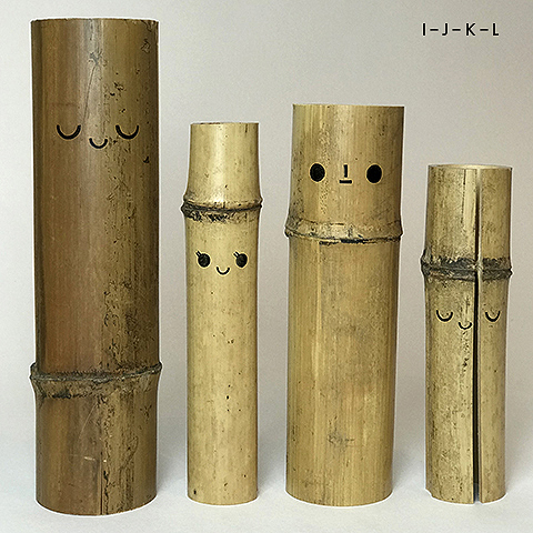 Acne JR Hobby Bamboo Dolls