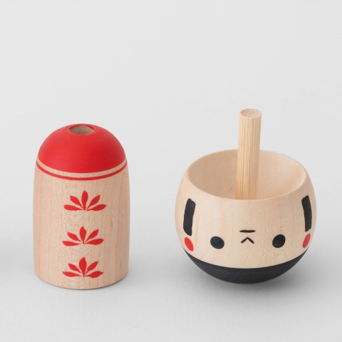 Spinning Top Kokeshi