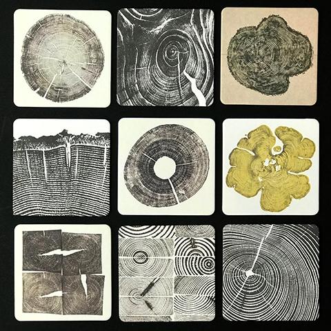 Woodcut Memory