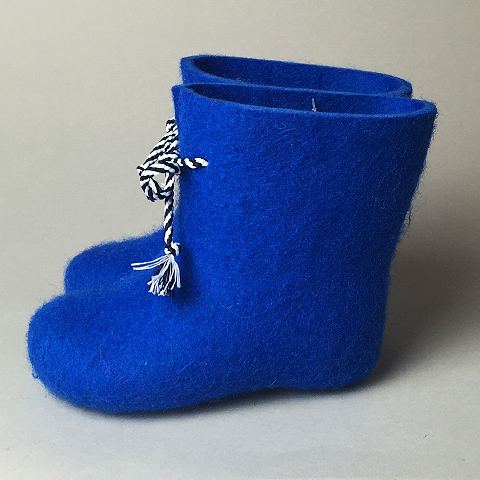 Baby Felt Boots Made in Finland