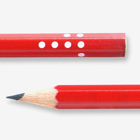 Pencil Dice Sebastian Bergne