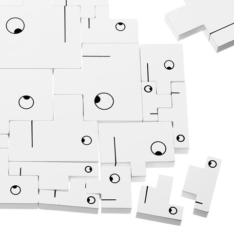 Areaware Puzzlehead